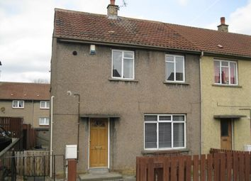 Thumbnail 2 bedroom end terrace house to rent in St. Kilda Crescent, Kirkcaldy