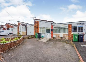 Thumbnail 2 bed bungalow for sale in Laxton Close, Kingswinford