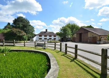 Thumbnail 5 bedroom equestrian property for sale in Whitewood Lane, Horne, Horley
