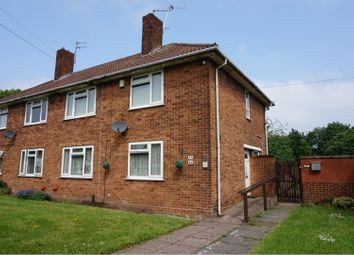 Thumbnail 1 bed maisonette for sale in Durham Avenue, Willenhall