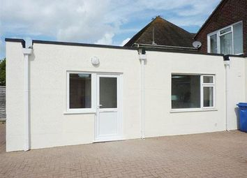 Thumbnail 1 bed semi-detached bungalow for sale in Rectory Road, Poole