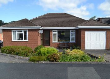 Thumbnail 3 bed detached bungalow for sale in 4, Lon Glandwr, Llanidloes, Powys