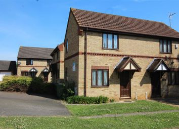 Thumbnail 1 bed end terrace house for sale in Meadenvale, Parnwell, Peterborough