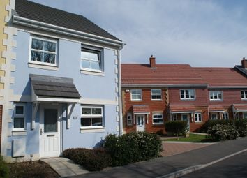 Thumbnail 3 bed end terrace house to rent in Sadlers Walk, Emsworth