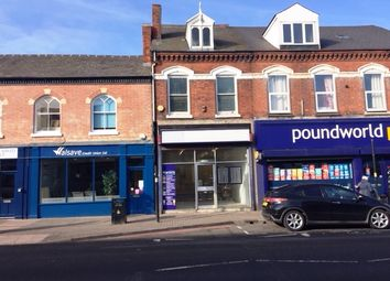 Thumbnail Retail premises for sale in High Street Investment, Bloxwich
