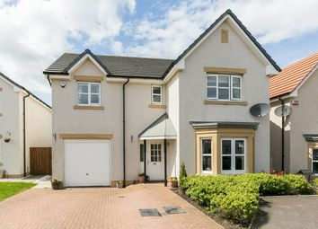 Thumbnail 4 bed detached house for sale in Hillend View, Winchburgh, Broxburn