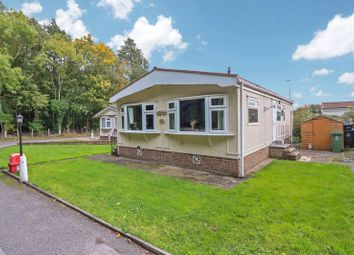 Thumbnail 2 bed mobile/park home for sale in Pickford Drive, Orchards Residential Park, Slough