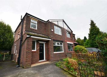 Thumbnail 3 bed semi-detached house to rent in Meltham Avenue, West Didsbury, Manchester, Greater Manchester