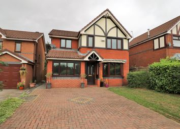 Thumbnail 5 bed detached house for sale in Weatherly Close, Oldham