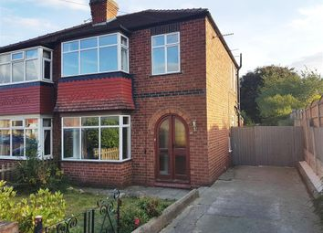 Thumbnail 3 bed semi-detached house to rent in Grange Avenue, Bawtry, Doncaster