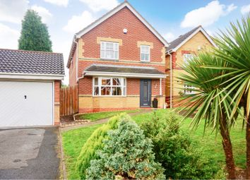 Thumbnail 4 bedroom detached house for sale in Yellowstone Close, St Georges