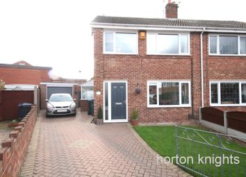 Thumbnail 3 bed semi-detached house for sale in Mitchell Close, Dunscroft, Doncaster