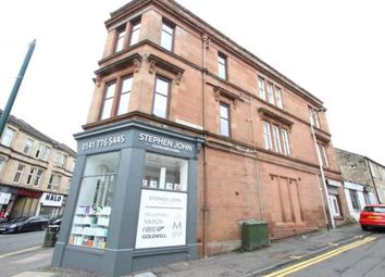 Thumbnail 1 bed flat for sale in Townhead, Kirkintilloch, Glasgow