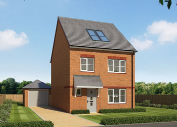 "Thumbnail 4 bed semi-detached house for sale in ""Yew"" at Mosley Common Road, Tyldesley, Manchester"
