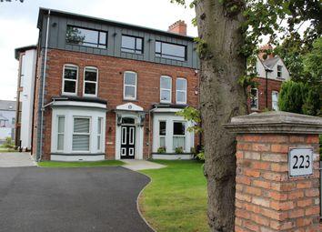 Thumbnail 1 bedroom flat to rent in Belmont Road, Belfast