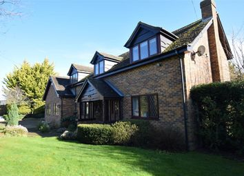 Thumbnail 5 bed detached house for sale in Loddon Court Farm, Spencers Wood
