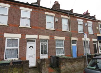 Thumbnail 2 bedroom terraced house for sale in Saxon Road, Luton