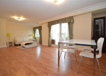 Thumbnail 3 bed flat to rent in Waterdale Manor House, London