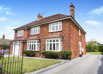 Thumbnail 5 bed detached house for sale in Job Lane, Mattersey