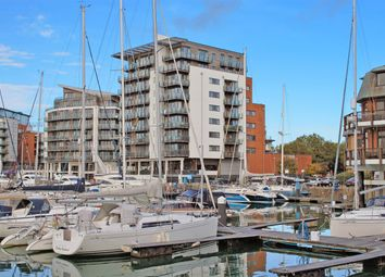 Thumbnail 2 bed flat for sale in Channel Way, Southampton