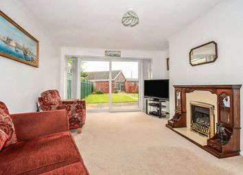Thumbnail 3 bedroom semi-detached bungalow for sale in Rainsborough Gardens, Market Harborough