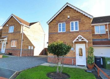 Thumbnail 3 bed link-detached house for sale in Hevingham Close, Sunderland