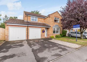 Thumbnail 4 bed detached house for sale in Whiteoak Avenue, Easingwold, York