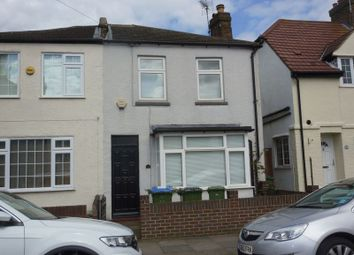 Thumbnail 2 bed terraced house to rent in Lannoy Road, London