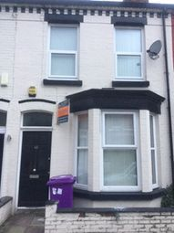 Thumbnail 4 bed shared accommodation to rent in Woodcroft Road, Liverpool