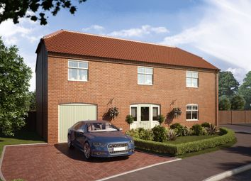 Thumbnail 4 bed detached house for sale in Old Bawtry Road, Finningley, Doncaster