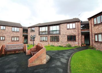 Thumbnail 2 bed flat for sale in Woodlands Court, Kippax, Leeds