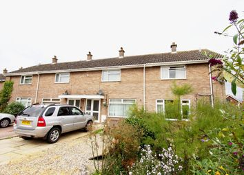 Thumbnail 2 bed semi-detached house for sale in Edwin Close, Wymondham