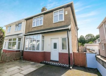 Thumbnail 3 bed semi-detached house for sale in Bryn Marl Road, Mochdre, Colwyn Bay, Conwy