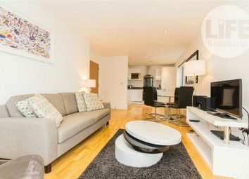 Thumbnail 2 bed flat for sale in Dundas Court, 29 Dowells Street, New Capital Quay, London
