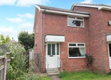 Thumbnail 2 bed end terrace house for sale in Lonsdale Close, North Anston, Sheffield, South Yorkshire