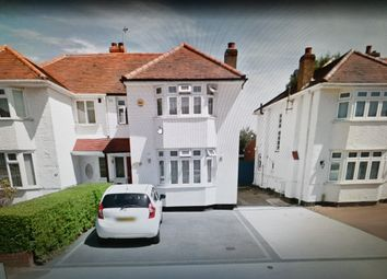 Thumbnail 5 bed semi-detached house to rent in Hunters Hill, Ruislip