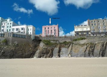 Thumbnail 3 bed flat for sale in The Paragon, Tenby