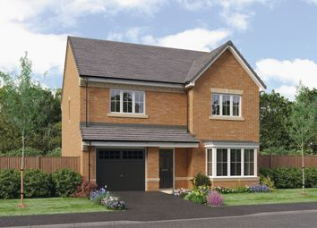 Thumbnail 4 bed detached house for sale in The Ryton, Barley Meadows, Cramlington, Northumberland
