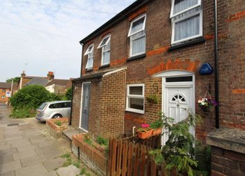 Thumbnail 1 bed maisonette for sale in Milton Road, Luton