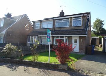 Thumbnail 3 bed semi-detached house for sale in Nuttall Avenue, Whitefield, Whitefield Manchester