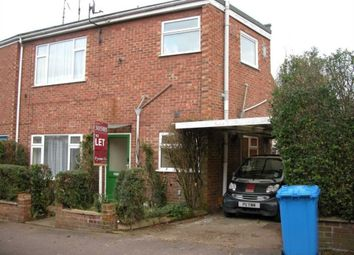 Thumbnail 1 bed flat to rent in Helena Road, Norwich