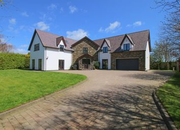 Thumbnail 4 bed detached house for sale in Sunnymeade Court, Quines Hill, Port Soderick