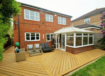 Thumbnail 4 bed detached house to rent in Nursery Gardens, Broadstairs