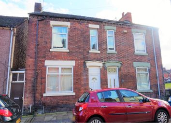 Thumbnail 4 bed semi-detached house for sale in Lower Mayer Street, Stoke-On-Trent