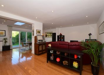 Thumbnail 4 bed detached house for sale in Orchard Way, Reigate, Surrey