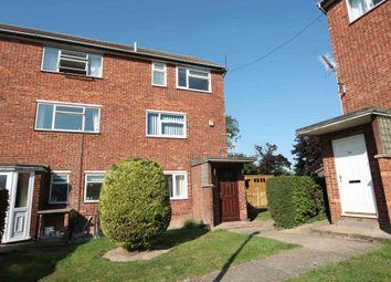 Thumbnail 2 bedroom maisonette for sale in Grantchester Rise, Burwell