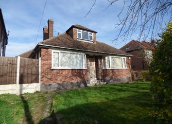 Thumbnail 4 bed detached bungalow to rent in Blagreaves Lane, Littleover, Derby