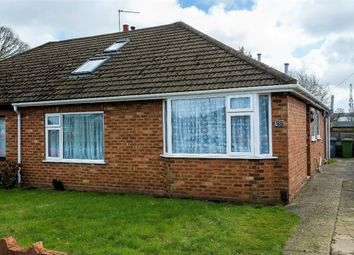 Thumbnail 4 bed semi-detached bungalow for sale in Leveson Road, Norwich, Norfolk