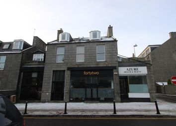 Thumbnail 2 bed flat to rent in 2Fl, 130 Crown Street, Aberdeen