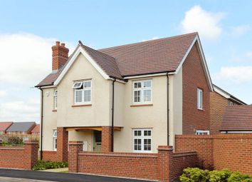 Thumbnail 4 bed detached house for sale in Patchett Drive, Hadley, Telford